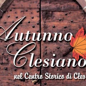 AUTUNNO CLESIANO: per celebrare colori e sapori d'autunno