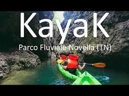 La notte dei Kayak